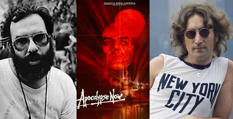 That time Francis Ford Coppola wrote John Lennon about 'Apocalypse Now'