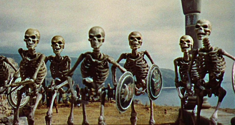 Marks of a genius: Ray Harryhausen's incredible creature drawings