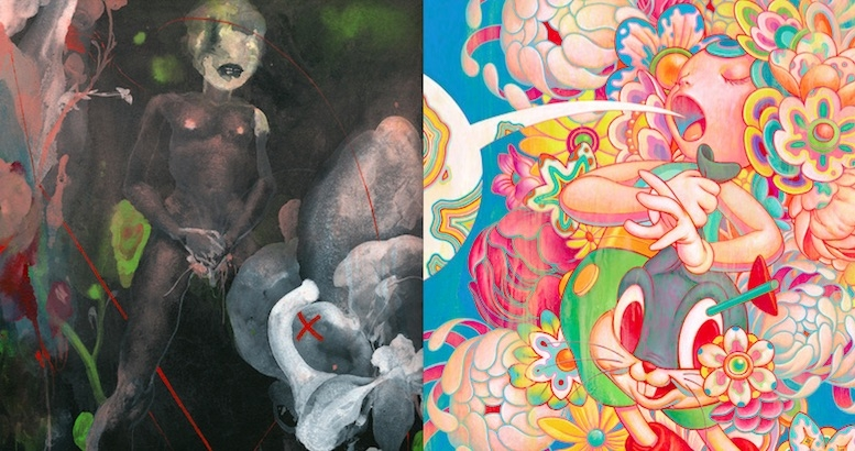 From comic book to art gallery: The brilliant and beautiful art of James Jean