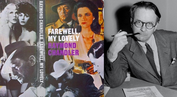Raymond Chandler's guide to prison, street, and Hollywood slang