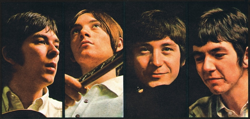 If you haven't seen this, you don't know what you've missed: The Small Faces on 'Colour Me Pop' 1968