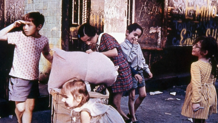 Kid's play: 8 decades of Helen Levitt's stunning New York City street photography