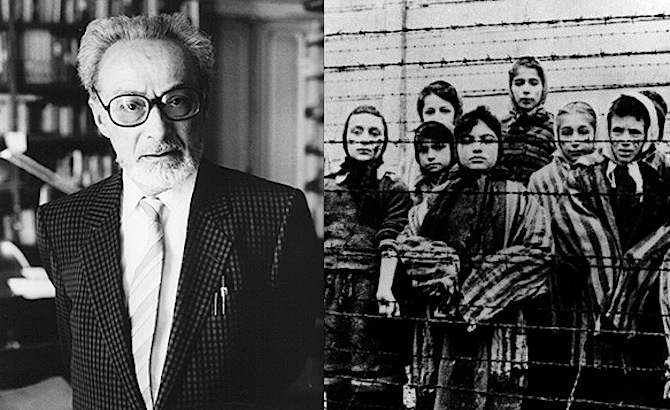 Primo Levi returns to Auschwitz