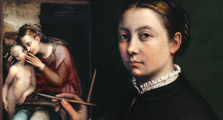 The remarkable story of the pioneering Renaissance artist Sofonisba Anguissola