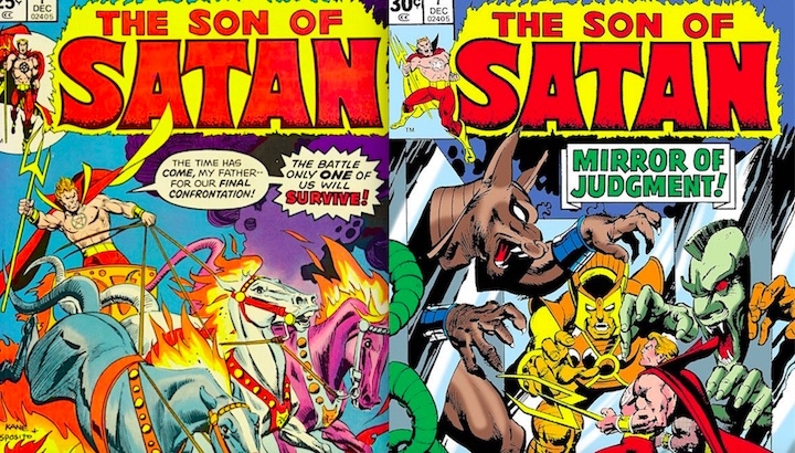 The Son of Satan: That time Marvel Comics got into the Antichrist