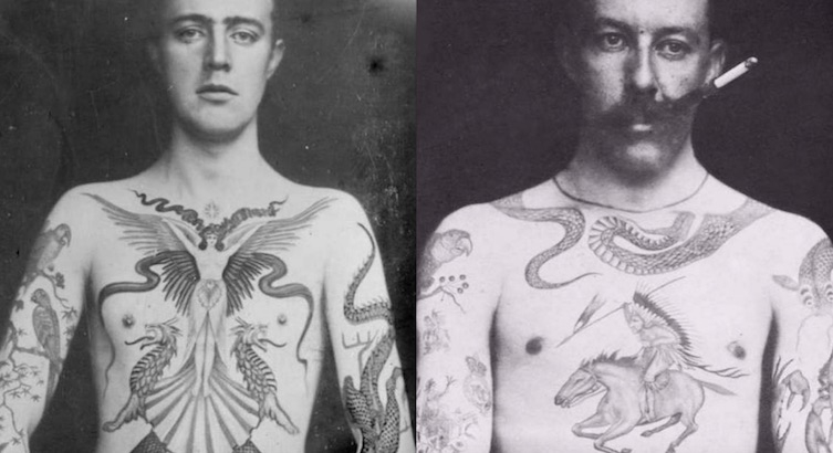 Tattoo You: Meet Victorian England's first tattoo artist