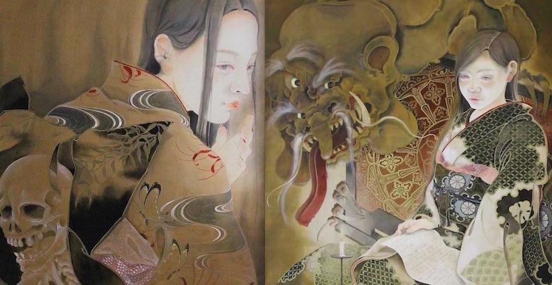 Gods and Monsters: The haunting artwork of Shiki Taira