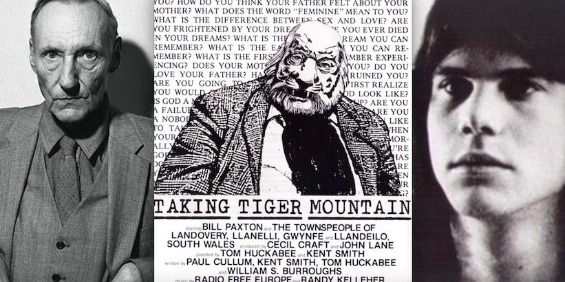 Bill Paxton, William Burroughs, 'Blade Runner' and the making of 'Taking Tiger Mountain'