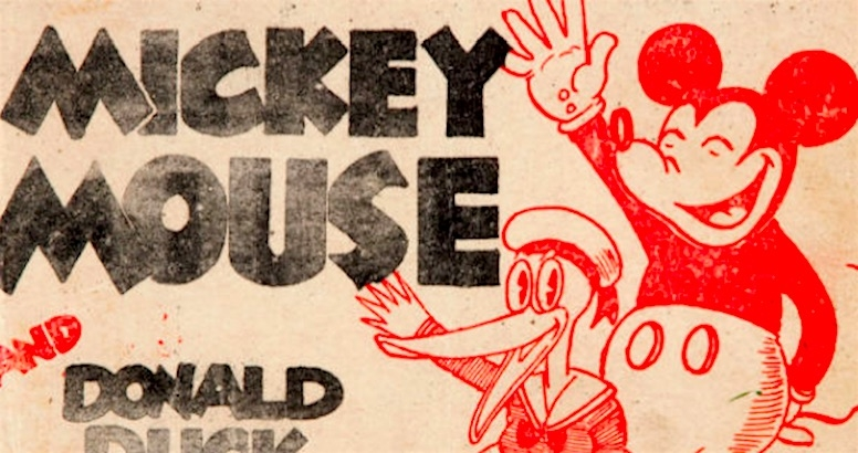 Tijuana Bibles: Cheap, nasty, porno comic books featuring Mickey, Donald, Popeye, & more (Very NSFW)