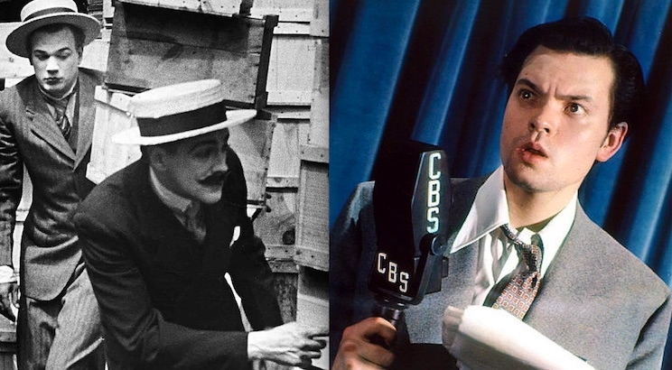 Orson Welles first attempts at movie-making 'Too Much Johnson'