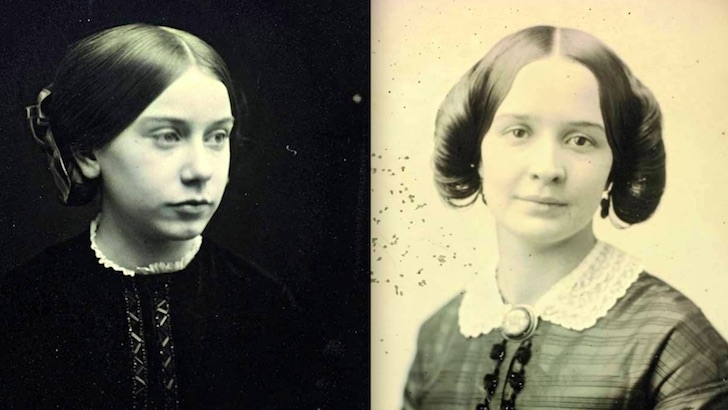 Teenage Vics: Prim and proper young ladies of the 19th century