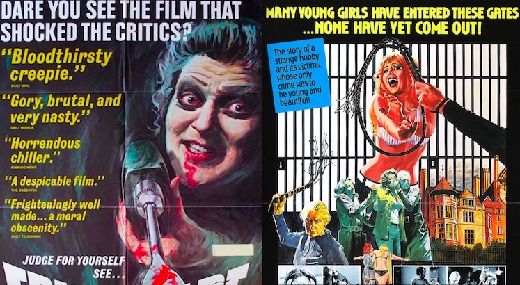 Master of Mischief: The brutal horror and cheesy sexploitation movies of Pete Walker