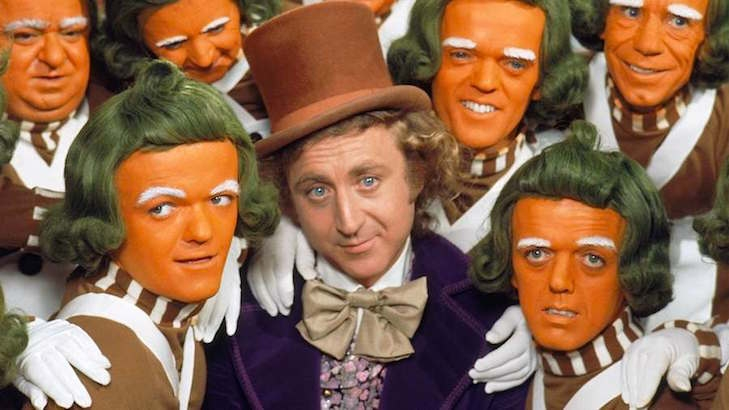 Pure Imagination: Behind-the-scenes photos of 'Willy Wonka & the Chocolate Factory,' 1971
