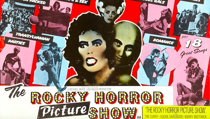 'The Rocky Horror Picture Show' trading cards