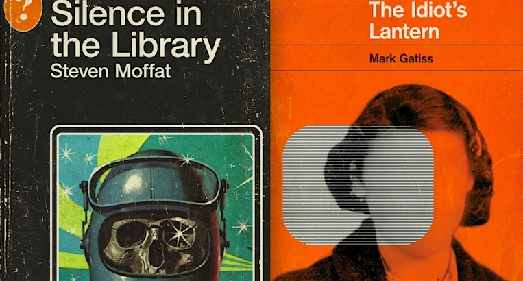 Doctor Who reimagined as Penguin Books