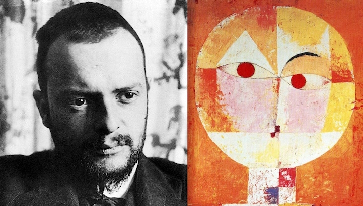 'The Silence of the Angel': Paul Klee's notebooks are now online