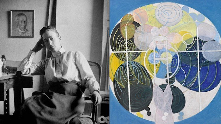 Meet the Swedish mystic who was the first Abstract artist