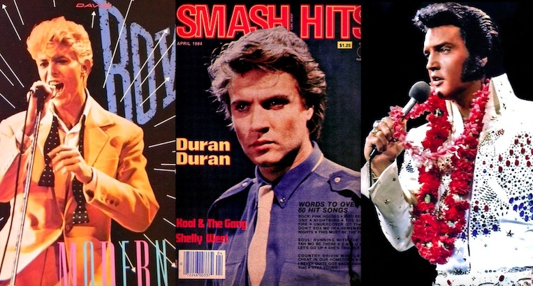 80s 'Superfans' talk about their obsessions for Bowie, Boy George, Duran Duran & Elvis