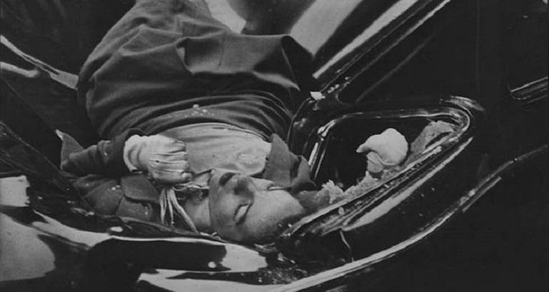 Fallen Angel: Evelyn McHale's 'Beautiful Suicide'