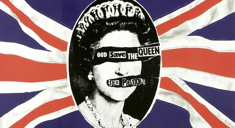 Anarchy in the UK (for real): British establishment's fear of an ACTUAL punk rock revolution, 1977