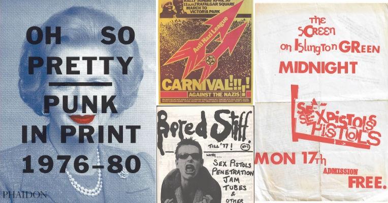 'Oh So Pretty: Punk in Print 1976-80': Essential collection of prime U.K. punk paraphernalia