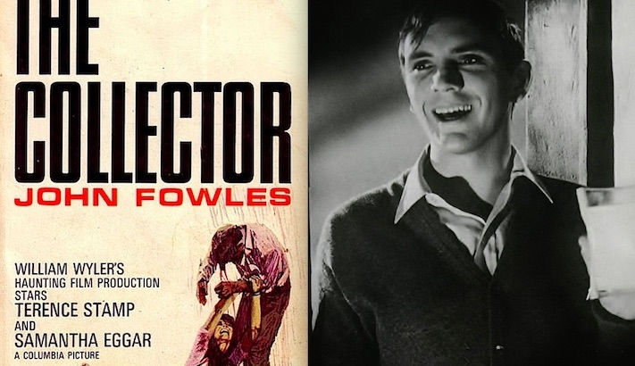 The creepy fantasies that inspired John Fowles' novel 'The Collector'