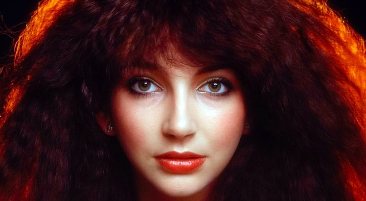 Kate Bush's first live appearance on American TV, 1978