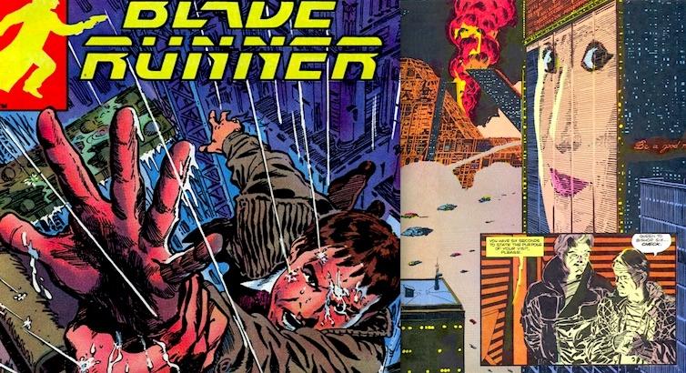 'Blade Runner': The Marvel Comics adaptation