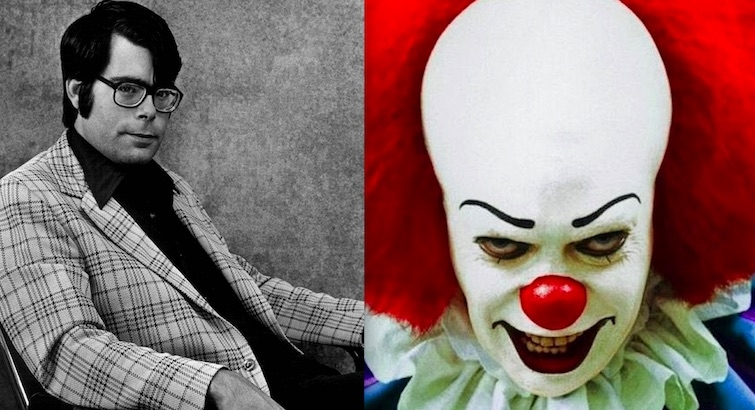 When Stephen King met 'Pennywise the Clown'