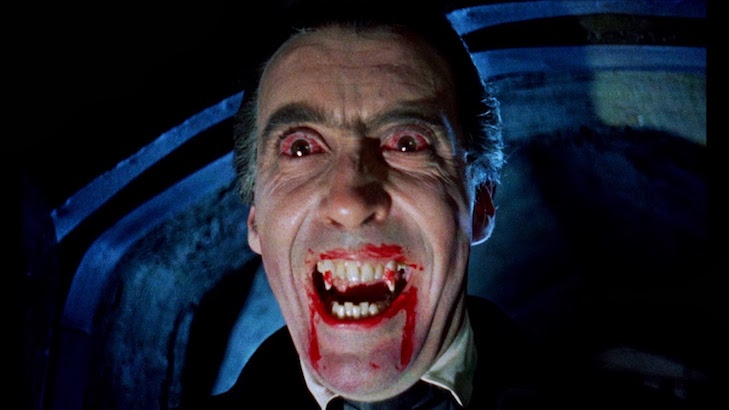 Horror legend Christopher Lee talks about Black Magic and the Occult