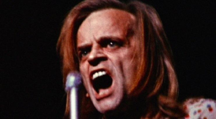 'Fascist, psychopath, genius, madman': Klaus Kinski, as Jesus Christ, loses his shit onstage