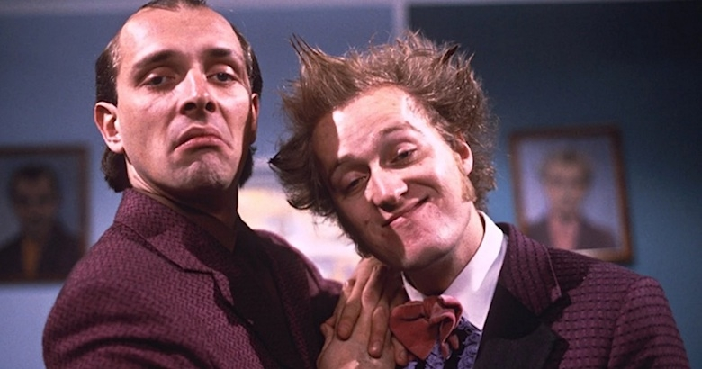 The Dangerous Brothers: That time Rik Mayall set fire to Ade Edmondson