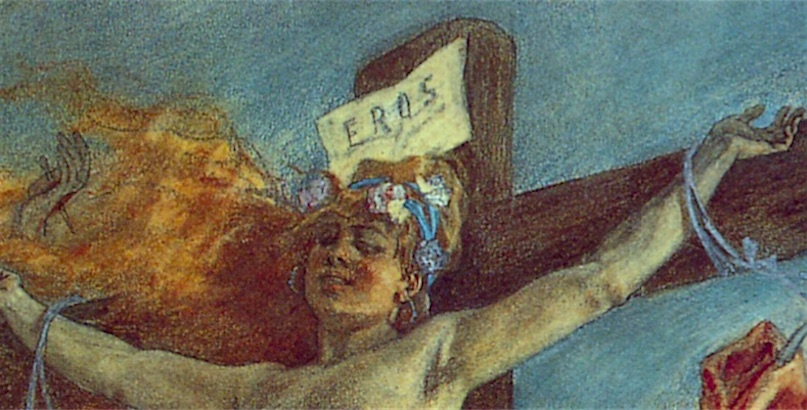Blasphemy, Sex, Satanism and Sadism: The diabolic erotic art of Félicien Rops (NSFW)
