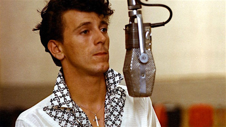 'The Rock and Roll Singer': On tour with the legendary Gene Vincent in 1969
