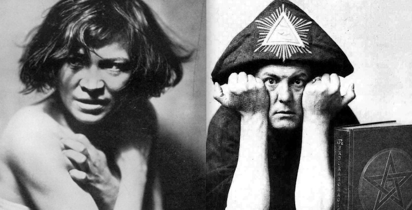Meet the wild child 'Tiger Woman' who tried to kill Aleister Crowley