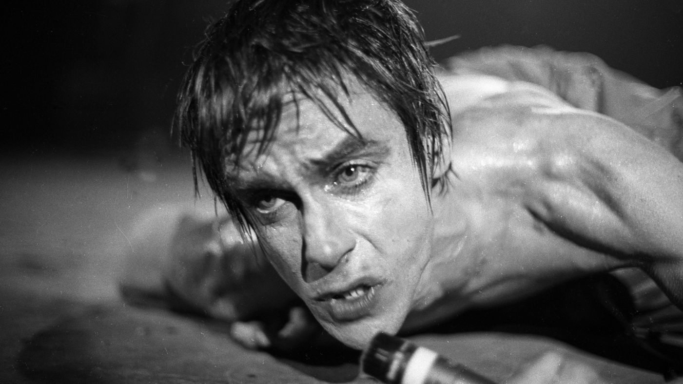 'I am the f*cking greatest of all time!': Iggy Pop live on 'The Tube' in 1983
