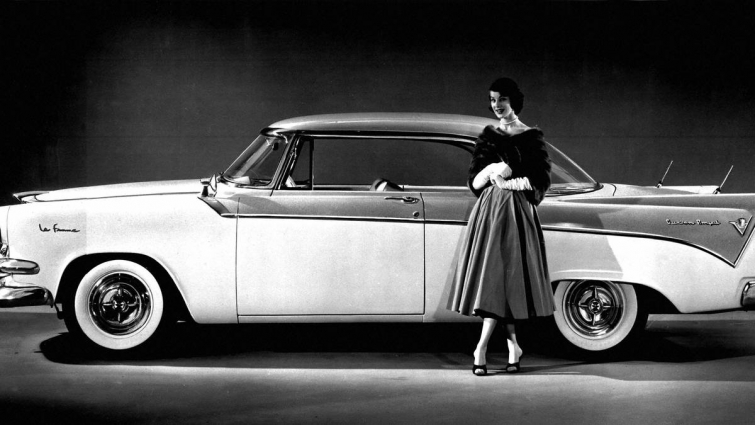 A girl's best friend is her automobile: That time Dodge marketed a car exclusively for women
