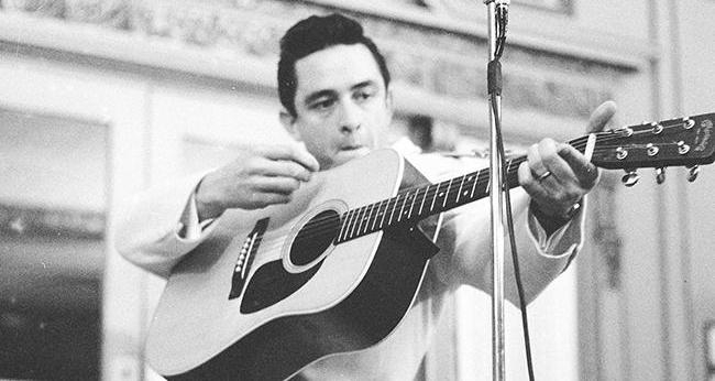 When a bunch of punks paid tribute to Johnny Cash at a low point in his career
