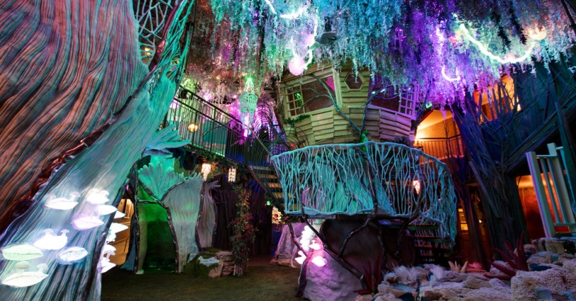 Meow Wolf: Enter the hallucinatory dreamworld funded by 'Game of Thrones' creator George RR Martin