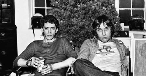 Lou Reed and John Cale seize control of WPIX radio in NYC, 1979