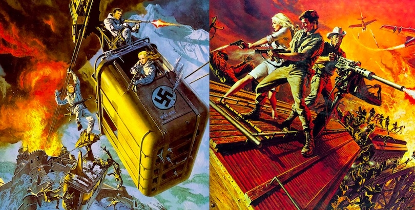 The kick-ass movie poster art of Frank McCarthy