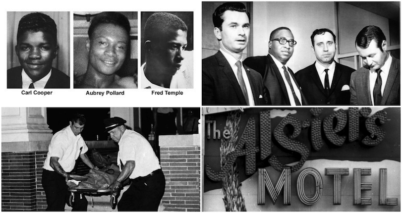 The Algiers Motel Incident: Detroit police play murderous 'death game' with teens during 1967 riot