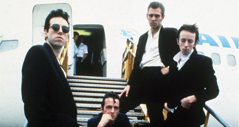 Record exec's letter to a punk fan about why he passed on the Clash