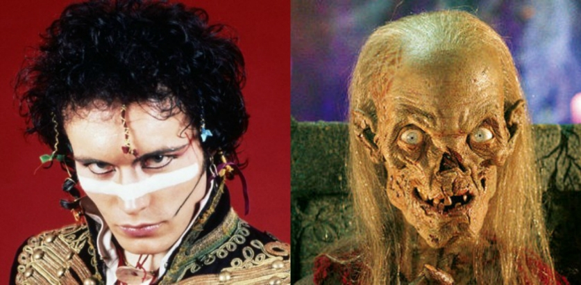 The Adam Ant episode of 'Tales from the Crypt'