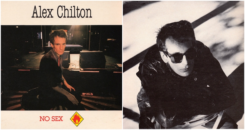 Big Star's Alex Chilton and his darkly upbeat song about the AIDS crisis, 'No Sex'