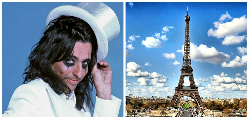 'Alice Cooper à Paris': His totally cracked-out 1982 French TV special