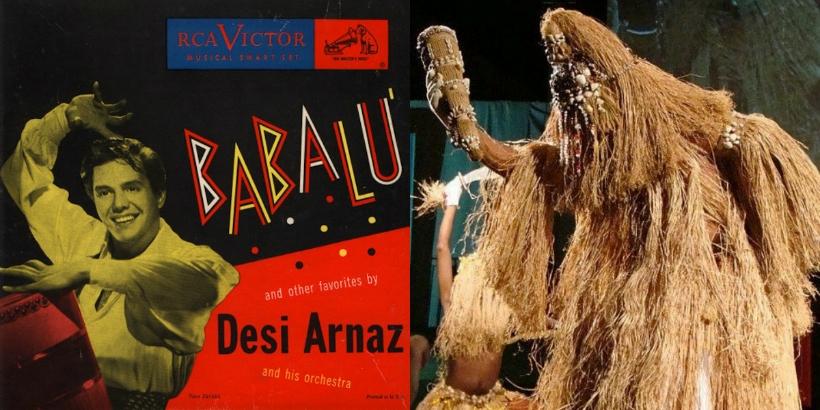 'Babalú': Ricky Ricardo big-ups Santería's 'Lord of Pestilence'