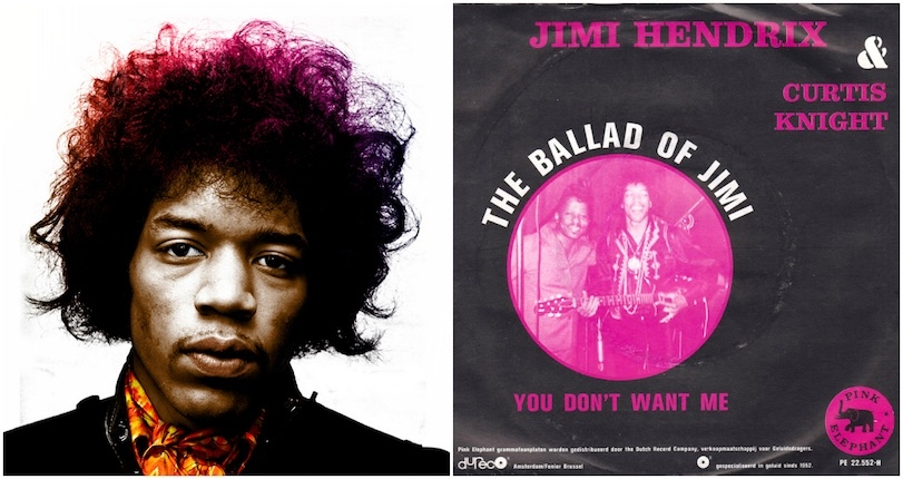 'Ballad of Jimi': The song that 'predicted' the death of Jimi Hendrix