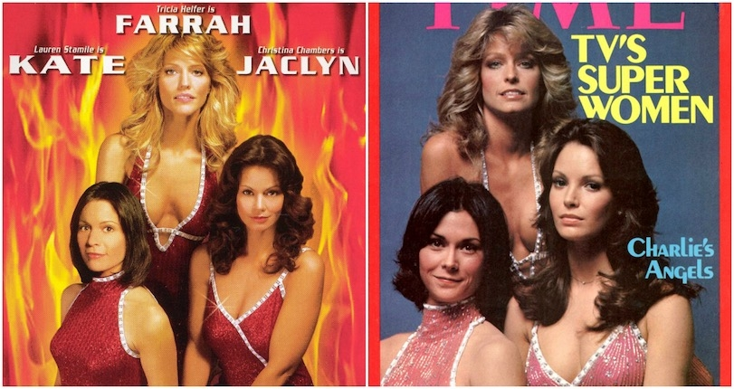 'The Unauthorized Story of Charlie's Angels': TV movie trash done right!