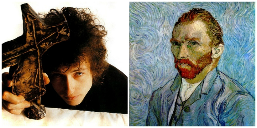 Bob Dylan's little-known songs about Vincent Van Gogh